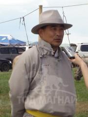 Монгол улсын алдарт уяач Отгонбаяр