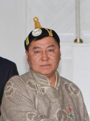 Монгол улсын тод манлай уяач Лувсанбалдан
