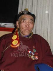 Монгол улсын алдарт уяач Чойжинжав