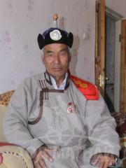 Монгол улсын алдарт уяач Төмөрчөдөр
