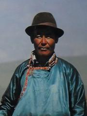 Монгол улсын алдарт уяач Чойдорж