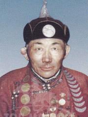 Монгол улсын манлай уяач Самдан