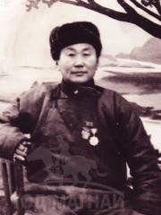 Монгол улсын алдарт уяач Сономцэрэн