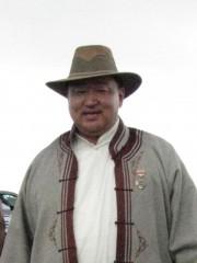Монгол улсын алдарт уяач Энхтайван
