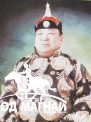 Монгол улсын алдарт уяач Лхүндэв