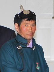 Монгол улсын алдарт уяач Бямбасүрэн
