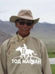 Монгол улсын алдарт уяач Жамъяан