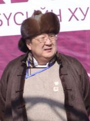 Монгол улсын тод манлай уяач Ганзориг