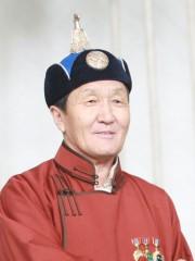 Монгол улсын тод манлай уяач Гантөмөр